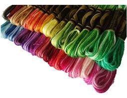 DMC Mouliné Color Variations