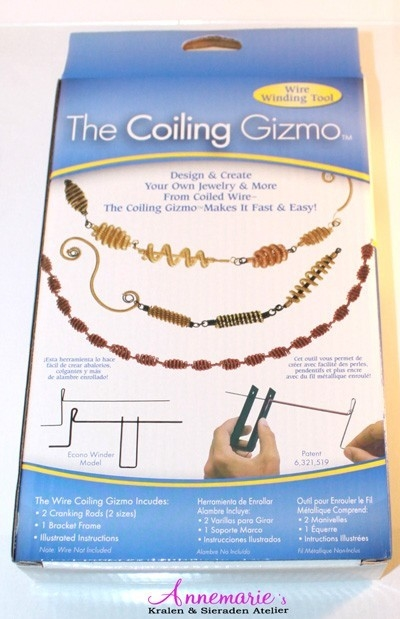 G1101 The Coiling Gizmo