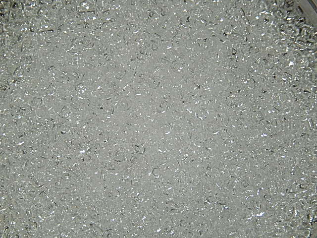 TR-11-1 Toho rocailles 11/0 10 gr transparent crystal