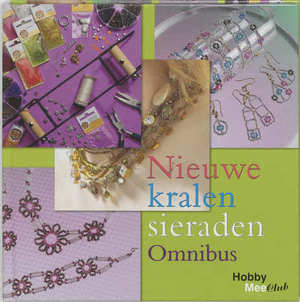 Z0015 Nieuwe kralensieraden omnibus van HobbyMee