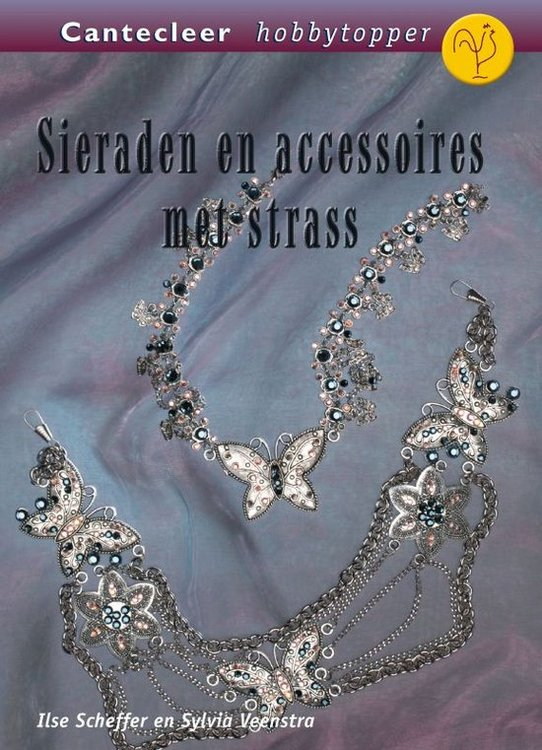 Z0020 Sieraden en accessoires met strass van Ilse Scheffer en Sylvia Veenstra