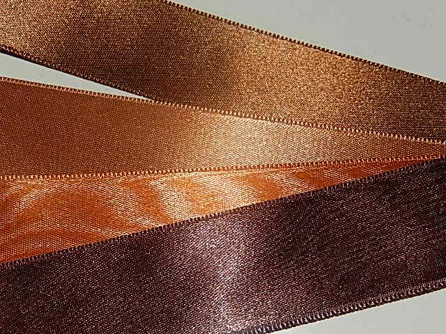 LS2510 Satijnband 25 mm breed meerdere kleuren