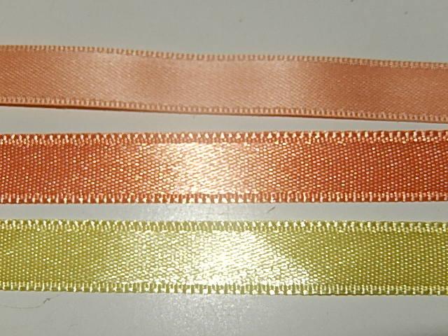 LS1010 Satijnband 10 mm breed meerdere kleuren