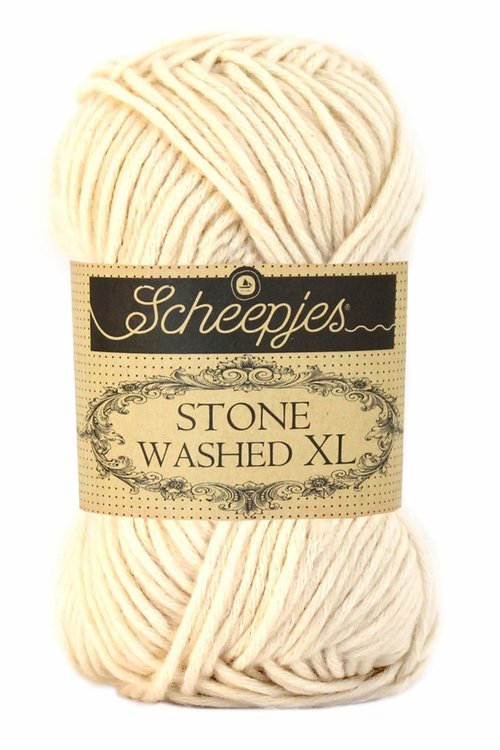 Scheepjeswol Stone Washed XL - 841 Moon stone