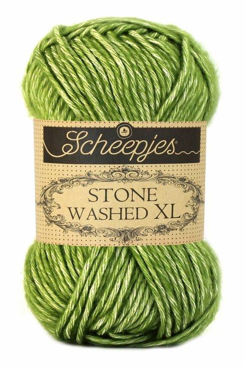 Scheepjeswol Stone Washed XL - 846 Canada jade
