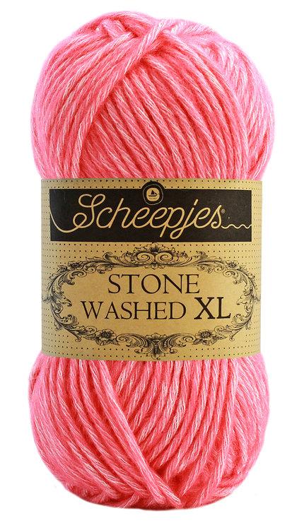 Scheepjeswol Stone Washed XL - 875 Rhodochrosite