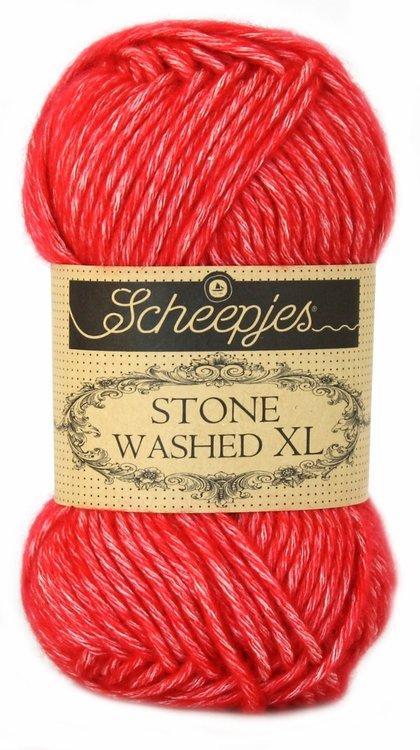 Scheepjeswol Stone Washed XL - 863 Carnelian