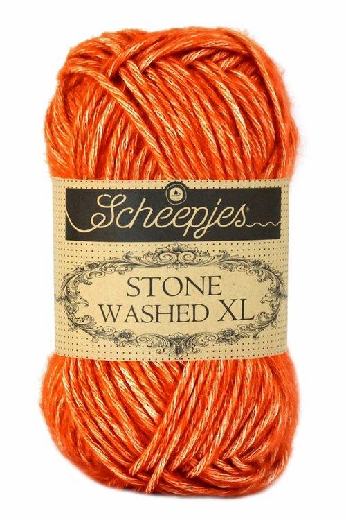 Scheepjeswol Stone Washed XL - 856 Coral