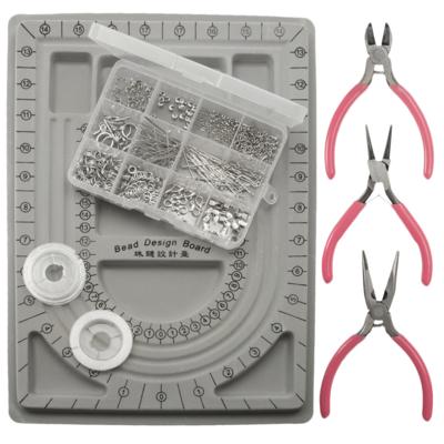 X9135 Sieraden startpakket basisbenodigdheden zilver